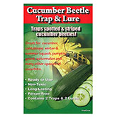 Cucumber Beetle Trap & Lure