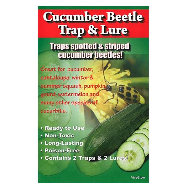 Cucumber Beetle Trap & Lure