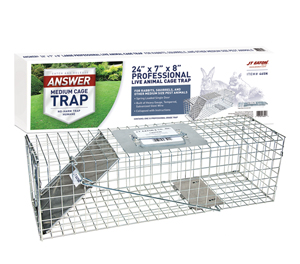 JT Eaton™ Answer® Collapsible Medium Animal Trap