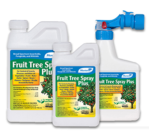 Monterey Fruit Tree Spray Plus - Pint Concentrate