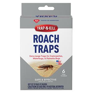 Trap-N-Kill® Roach Traps