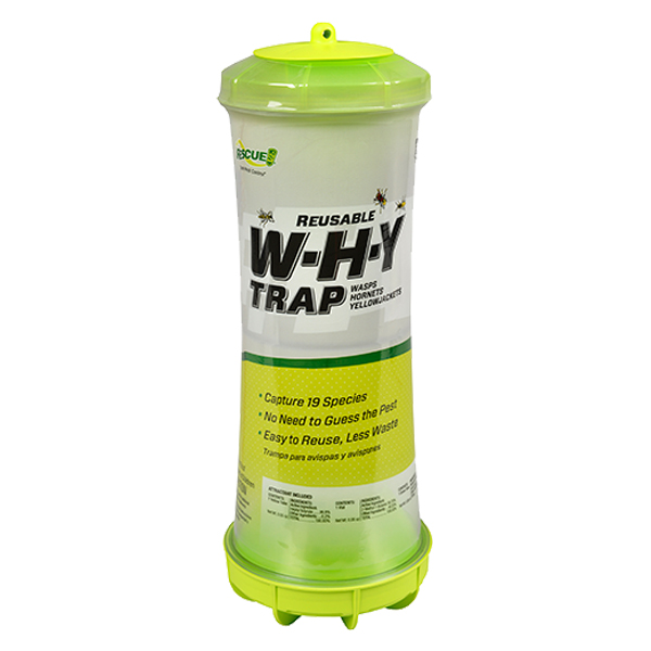 Rescue WHY® Trap