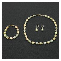 Oaxacan Green Dent Corn Jewelry