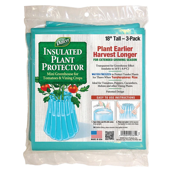 Insulated Plant Protector™ - 3pk