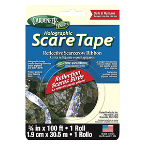 Holographic Scare Tape