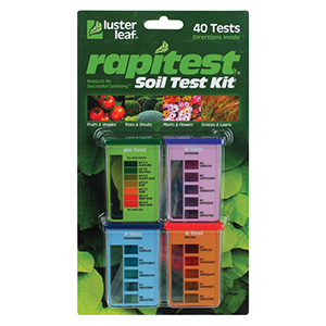 Luster Leaf® Rapitest Soil Test Kit
