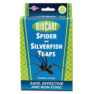 BioCare® Spider & Silverfish Jumbo Trap