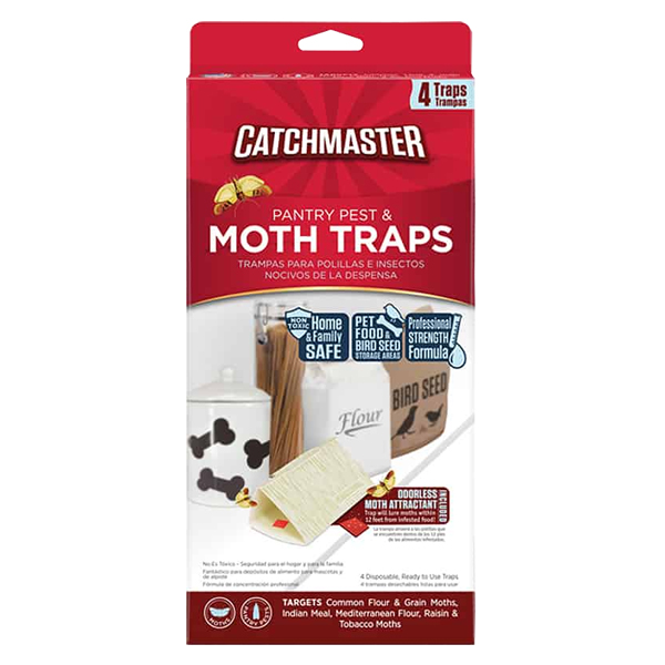 Catchmaster® Pantry Pest & Moth Traps & Attractant