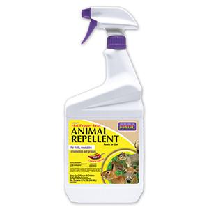 BONIDE® Hot Pepper Wax Animal Repellent RTU