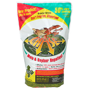 Chase™ Granular Mole & Gopher Repellent