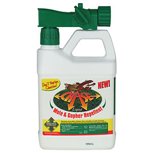 Chase™ Liquid Mole & Gopher Repellent