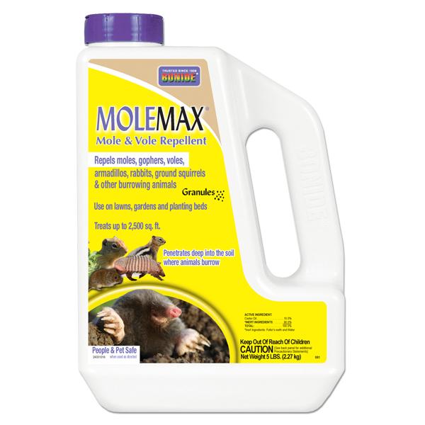 BONIDE® MoleMax® Mole & Vole Repellent