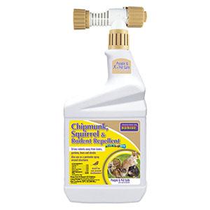 BONIDE® Chipmunk, Squirrel & Rodent Repellent