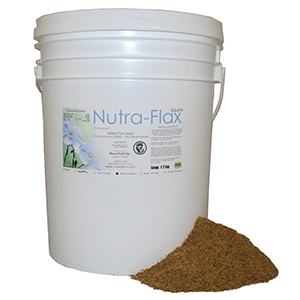 Nutra-Flax - 12 lbs in Foil Pouch
