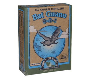 DTE™ Bat Guano 9-3-1 (Discontinued) - 2 lb box