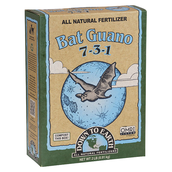 DTE Bat Guano 7-3-1