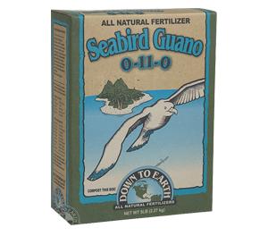 DTE™ Seabird Guano 0-11-0