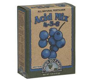 DTE™ Acid Mix, 4-3-6
