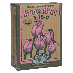 DTE™ Bone Meal 4-12-0 - 5 lb box