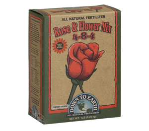 DTE™ Rose & Flower Mix 4-8-4