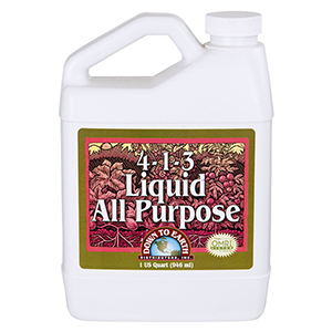 DTE™ Liquid All Purpose Fertilizer 4-1-3