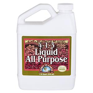 DTE™ Liquid All Purpose Fertilizer 4-1-3