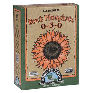 DTE™ Rock Phosphate, 0-3-0
