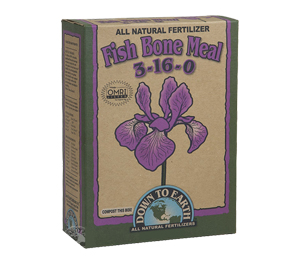 DTE™ Fish Bone Meal, 3-16-0 - Mini - 1 lb.