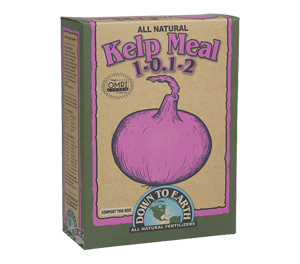 DTE™ Kelp Meal Mini (0.5 lbs) 1-0.1-2