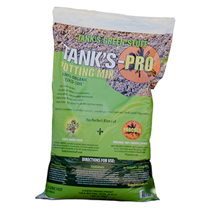 Tank's-Pro Coco-Soil Potting Mix - 1.5 Cubic Feet