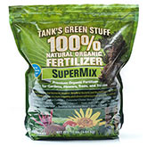 Tank's SuperMix Organic Fertilizer, 2-2-1 – 10 lb. bag