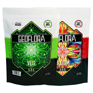 Geoflora VEG & BLOOM Combo Pack