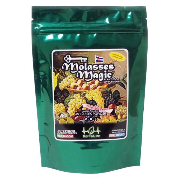 Molasses Magic, 0-0-3