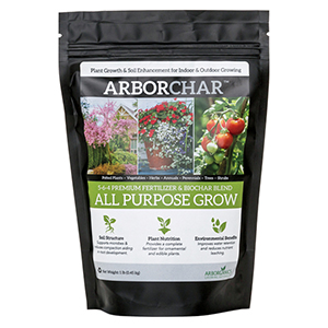 ArborChar® All Purpose Grow