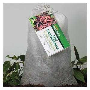 ARBICO Organics™ Red Composting Worm Mix