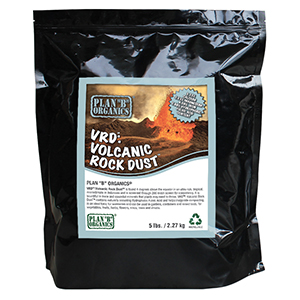 VRD™:Volcanic Rock Dust™