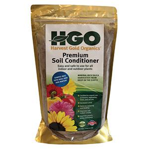 Harvest Gold Organics Premium Soil Conditioner