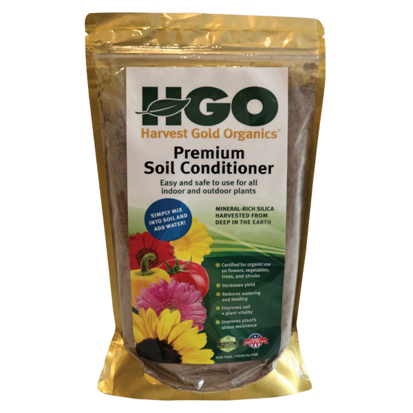 Harvest Gold Organics Premium Soil Conditioner