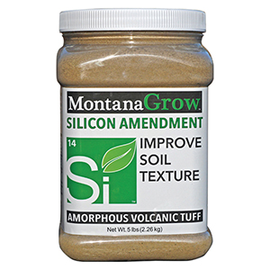 MontanaGrow™ Silicon Soil Amendment