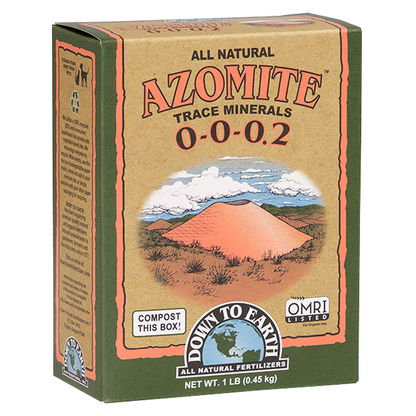 DTE™ Azomite® Powder, 0-0-0.2