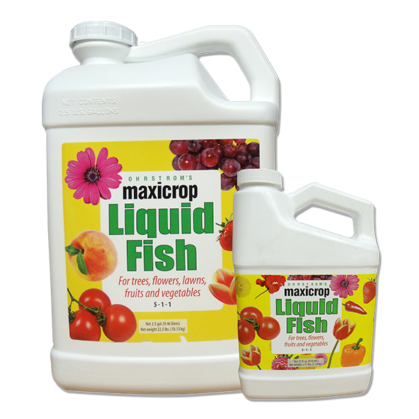 Maxicrop® Liquid Fish, 3-1-1