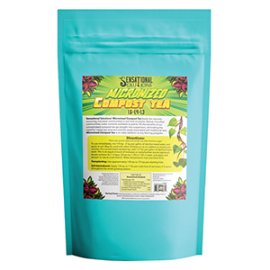 Sensational Solution's Micronized Compost Tea