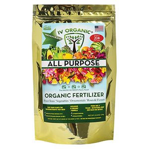 IV Organic® All Purpose Organic Fertilizers