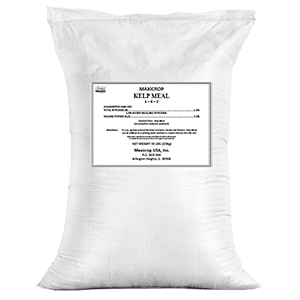 Maxicrop Kelp Meal, 1-0-2 - 5 lb bag