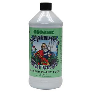Neptune's Harvest Seaweed Plant Food 0-0-1