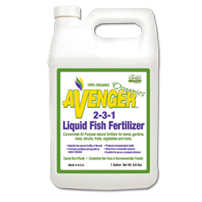 Avenger® 2-3-1 Liquid Fish Fertilizer