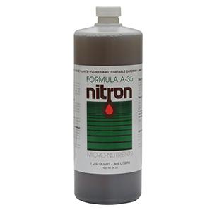 Nitron Formula  A-35 Micro-Nutrients