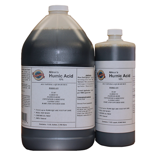 Nitron Humic Acid