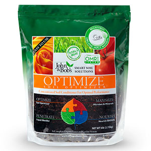 John & Bob's Soil Optimize - 3 lb Bag