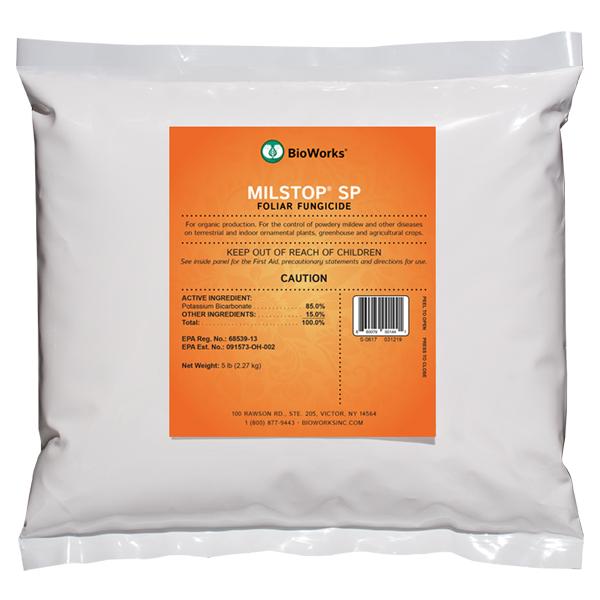 MilStop® SP Foliar Fungicide